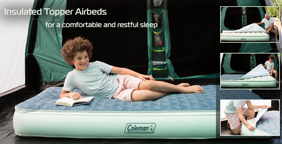 Insulated Topper Airbeds