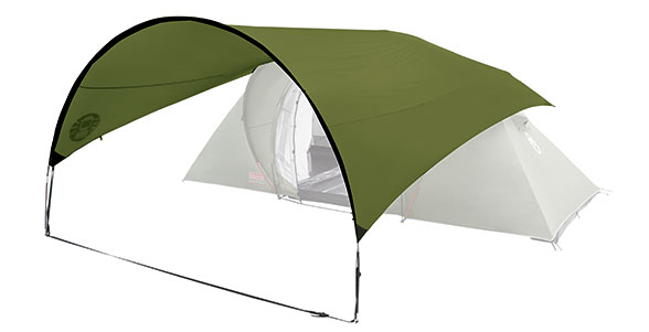 Coleman - Classic Awning Green