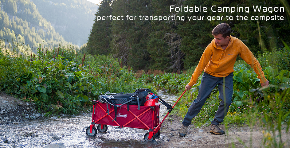 Foldable Camping Wagon