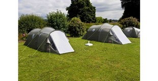 Coleman® Coastline 2 Plus Touring & Weekend Camping Tent