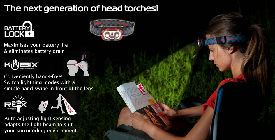 headtorch lamps
