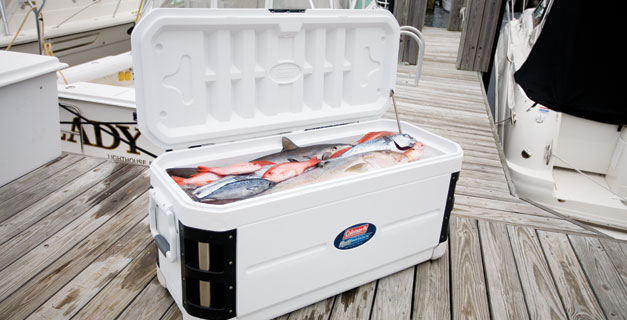 Coleman Xtreme 174 Marine Coolers