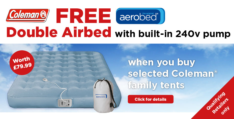 Aerobed Promotion