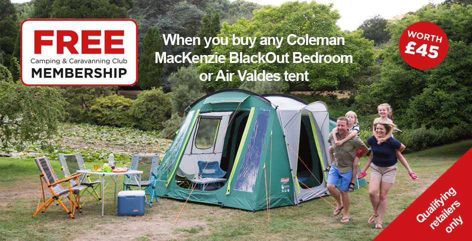Camping Promotion