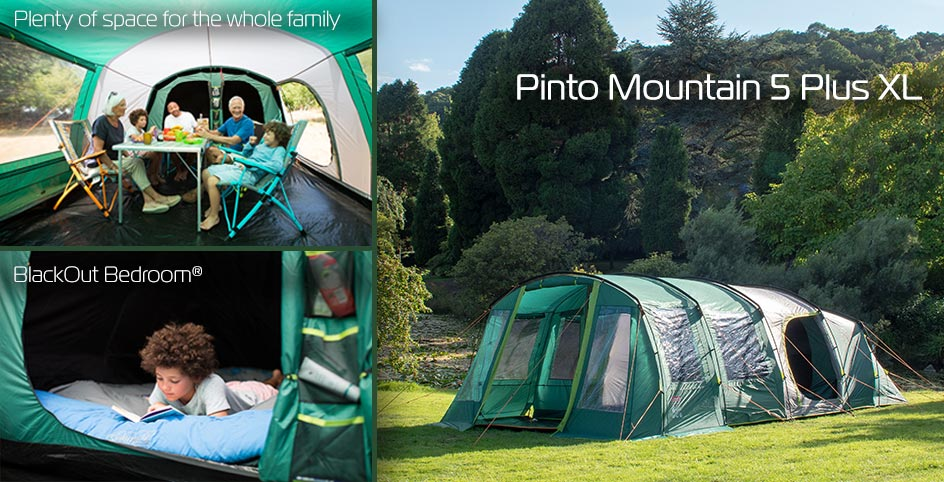Pinto Mountain 5 Plus XL