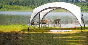 Shelter gazebos