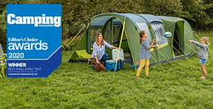 Weathermaster 4XL Air - Best Small Family Tent