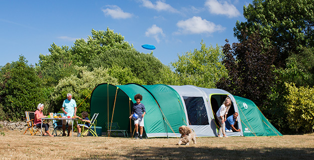 Coleman Inflatable Tents