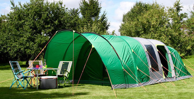 Coleman Fastpitch Air Tents