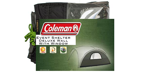 Event Shelter Deluxe Wall with window