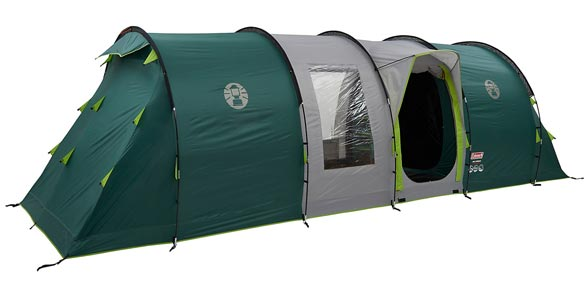 Holly Springs 6 family tent