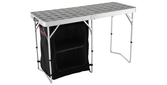 2in1 Camp Table & Storage