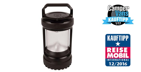 TWIST+ 300 Black LED lantern