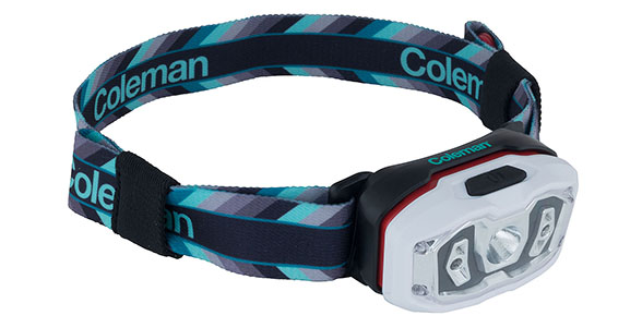 CHT+80 BatteryLock™ Headtorch Teal