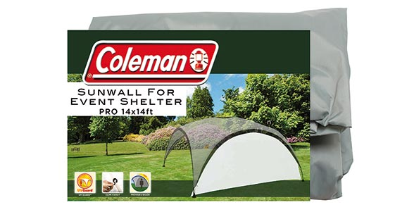 Event Shelter Pro (14x14) Sunwall (silver)