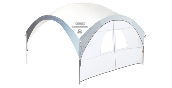 FastPitch™ Shelter Sunwall with Door  (L)