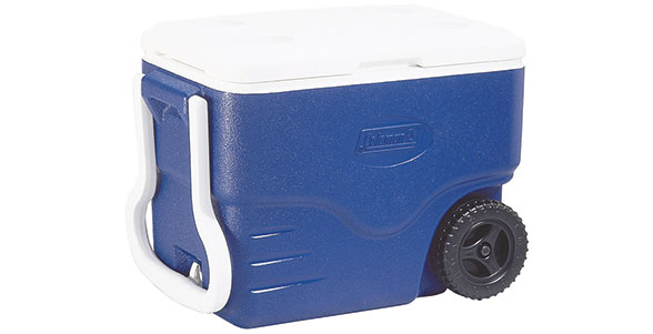 40QT Performance Wheeled Cooler