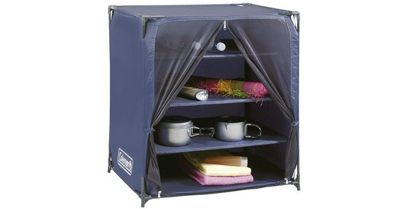 camping cupboard kitchen collapsible organizer coleman portable cupboard 8042