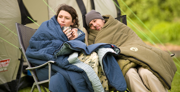 A Soft And Sumptuous Range Of Over Sized Rectangular Sleeping Bags These Feature ColethermR Hollow Fibre Insulation That Improves The Loft Warmth