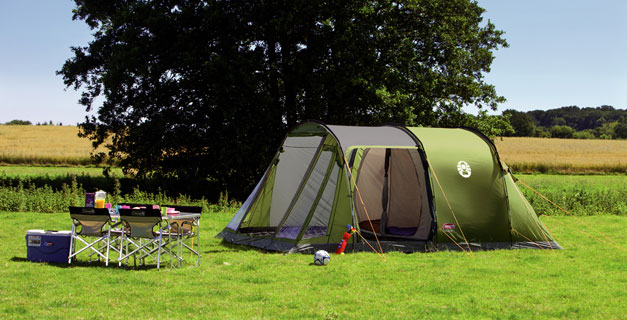 Classic Family Tents & Coleman - Classic Family Tents