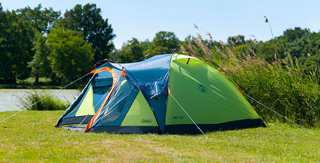 Coleman FastPitch™ Instant Tents
